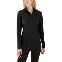 Women's Force Delmont Quarter Zip Shirt - Discontinued Pricing