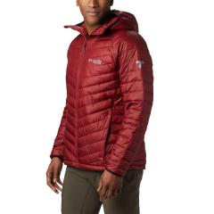 Men's Snow Country Hooded Jacket - Past Season