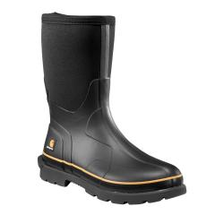 Men's 10 Inch Waterproof Rubber Boot