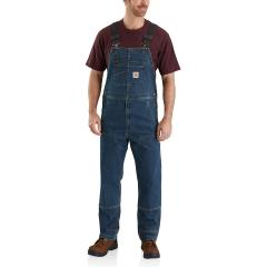 Men's Rugged Flex Denim Bib Overalls