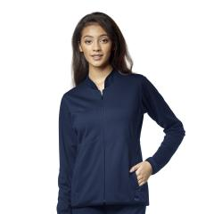 Ponte Knit Warm Up Jacket Extended Sizes