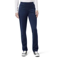 Ponte Knit Straight Leg Pant Extended Sizes