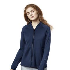 Women's Fleece Full Zip Jacket Extended Sizes