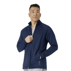 Men's Fleece Full Zip Jacket Extended Sizes