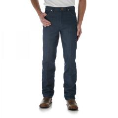 Men's Cowboy Cut Jean Slim Fit - Rigid Indigo