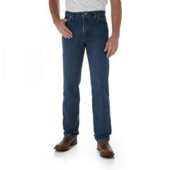 Wrangler Men's Cowboy Cut Original Fit Jean - Stonewashed