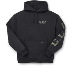 Men's C.C.F. Graphic Pullover Hooded Sweatshirt