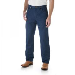 Men's Cowboy Cut Relaxed Fit Jean - Prewashed Indigo
