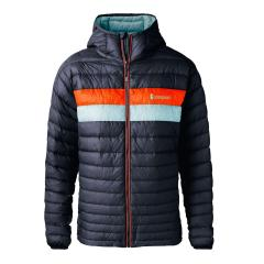 Men's Fuego Hooded Down Jacket