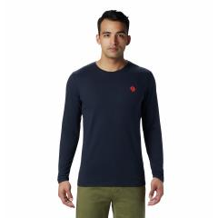 Men's Hardwear Logo Long Sleeve T-Shirt