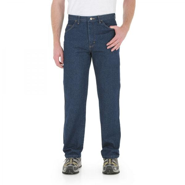 Wrangler Men's Rugged Wear Classic Fit Jean - Prewashed