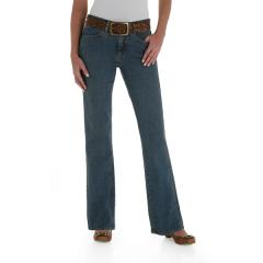 Women's Western Aura Jeans - Tinted Mid-Stone