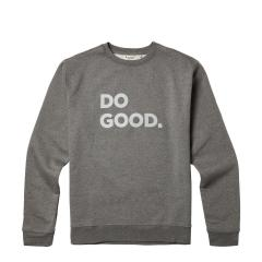 Men's Do Good Crew Sweatshirt