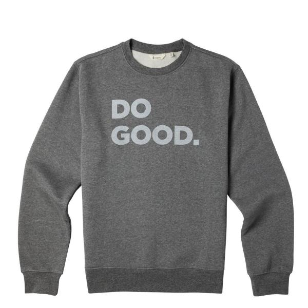 Cotopaxi Women's Do Good Crew Sweatshirt