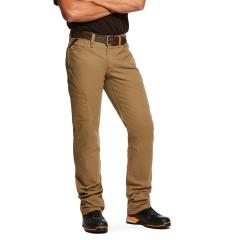 Men's Rebar M4 Made Tough Durastretch Straight Leg Pant - Field Khaki