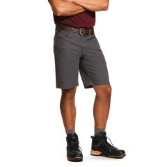 Men's Rebar Made Tough Durastretch Short - Rebar Gray