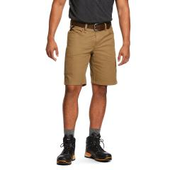 Men's Rebar Made Tough Durastretch Short - Field Khaki