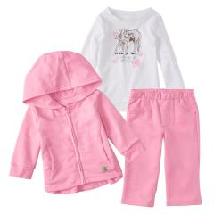 Infants' 3 Piece Jacket Gift Set