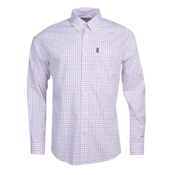 Barbour Men's Tattersall 16 Tailored Shirt