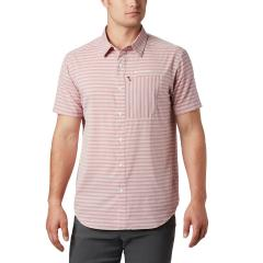 Columbia Men's Twisted Creek II Short Sleeve Shirt - Extended Sizes