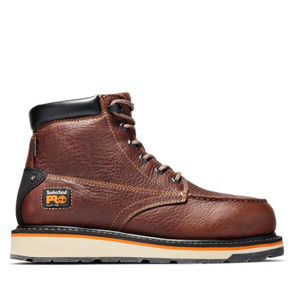 Timberland Men's Gridworks 6 Inch Alloy Toe WP