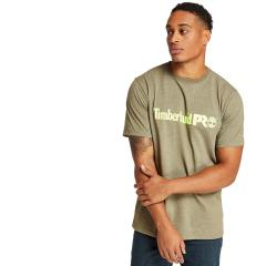 Men's Base Plate Short-Sleeve T-Shirt With Logo