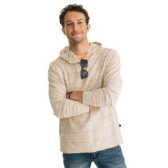 Southern Tide Men's Baja Striped Hoodie