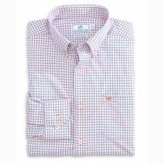 Men's Awash Check Sportshirt