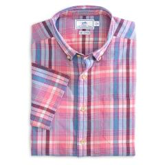 Men's Leeward Madras Sportshirt