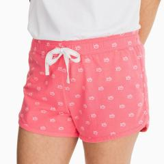 Women's Skipjack Knit Lounge Short