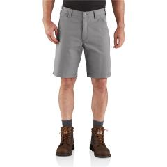 Men's Rugged Flex Loose-Fit Canvas Work Short BS195