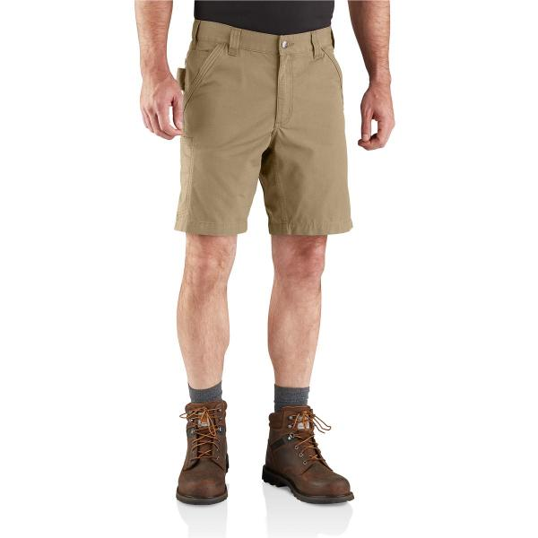 Carhartt Men's Force Relaxed Fit Ripstop Work Short BS196