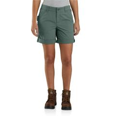 Women's Rugged Flex Original Fit Ripstop 5 Pocket Short BS213