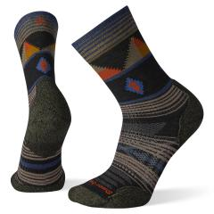 Smartwool Men's PhD Outdoor Light Pattern Crew