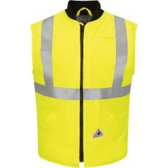 Bulwark Men's FR High Visibility Insulated Vest