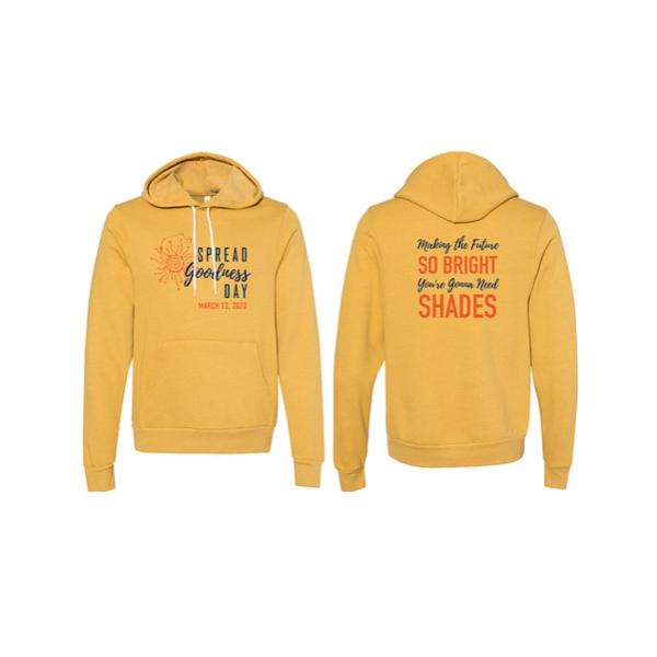 Spread Goodness Day SGD Hoodie