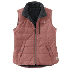 Women's Utility Sherpa Lined Vest - Discontinued Pricing