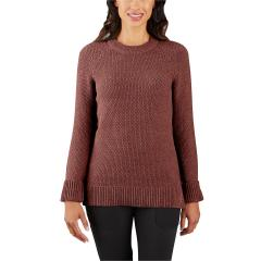 Women's Crew Neck Sweater - Discontinued Pricing