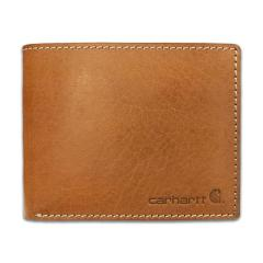 Men's Rough Cut Passcase Wallet