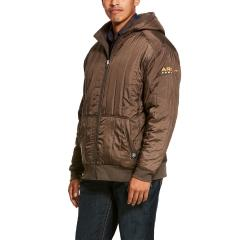 Ariat Men's Rebar Cold Weather Insulated Reversible Hoodie