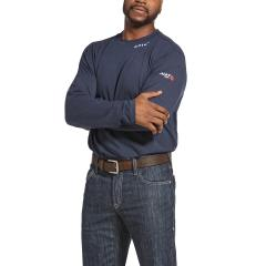 Men's FR Baselayer Long Sleeve T-Shirt - Navy/Navy