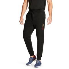 Men's FR Work Sweatpant - Black